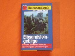 Brunner, Hans (Hrsg.)  Tourist Reisehandbuch: Elbsandsteingebirge mit Osterzgebirge