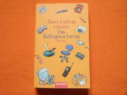 Herder, Hans Ludwig  Das Kollegenschwein