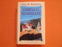 Bernières, Louis de  Corellis Mandoline