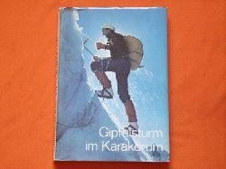 Nyka, Józef; Paczkowski, Andrzej; Zawada, Andrzej (Hrsg.)  Gipfelsturm im Karakorum