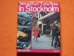 Kant, Hermann; Reher, Lothar  In Stockholm
