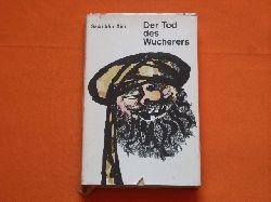 Aini, Sadriddin  Der Tod des Wucherers