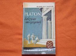 Platon  Sokrates im Gespräch. Vier Dialoge.
