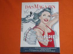 Das Magazin. März 2015.
