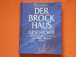 Brockhaus Geschichte: Mittelalterliche Welt und frühe Neuzeit von A-Z.
