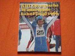 Gesellschaft zur Förderung des olympischen Gedankens in der DDR (Hrsg.)  XIII. Olympische Winterspiele Lake Placid 1980