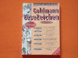Goldmann Lesezeichen. Tips, Themen & Taschenbücher. Winter 93/94. Mit Gesamtverzeichnis aller lieferbaren Titel.
