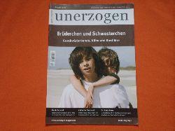 Kirchner, Sören (Hrsg.)  unerzogen. Ausgabe 4/13: Brüderchen und Schwesterchen. Geschwisterbande, Nähe und Konflikte-