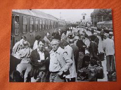 Postkarte: TOUREX. Varna – Hauptbahnhof.