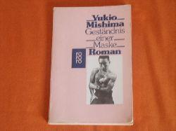 Mishima, Yukio  Geständnis einer Maske