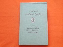 Eisherz und Edeljaspis oder die Geschichte einer glücklichen Gattenwahl. Ein Roman aus der Ming-Zeit.