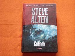 Alten, Steve  Goliath. Angriff aus der Tiefe.