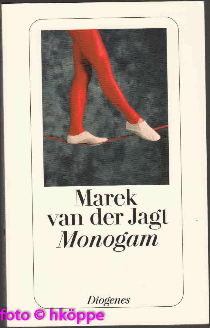 Marek van der Jagt:  Monogam.