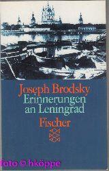 Brodsky, Joseph:  Erinnerungen an Leningrad. Fischer ; 9539