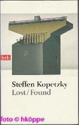 Kopetzky, Steffen:  Lost / Found.