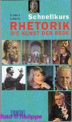 Genzmer, Herbert:  Rhetorik : [die Kunst der Rede].