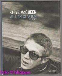 Claxton, William:  Steve McQueen : photographs.