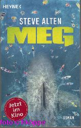 Alten, Steve:  Meg : Roman.