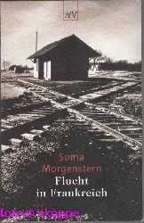 Morgenstern, Soma:  Flucht in Frankreich : ein Romanbericht.