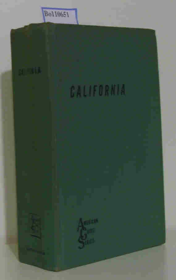 Works Progress Administration  Works Progress Administration California. A Guide to the Golden State. Compiled and Written by the Federal Writers' Project of the Works Progress Administration for the State of California. American Guide Series