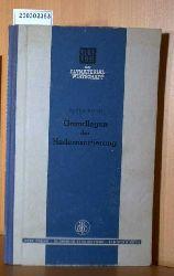 Bruns, Georg.  Bruns, Georg. Grundlagen der Hadernsortierung