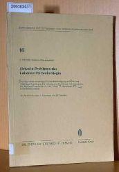 Heyns, K. (Hrsg.).    Heyns, K. (Hrsg.).   Aktuelle Probleme der Lebensmitteltechnologie.
