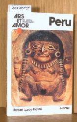 Hoyle, Rafael Larco.  Hoyle, Rafael Larco. Peru. Checan. Studie über die erotischen Darstellungen in der Peruanischen Kunst. Art et Amor. Die Erotik in der Kunst.