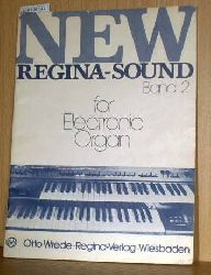 New Regina Sound Band 2 for Electronic Organ