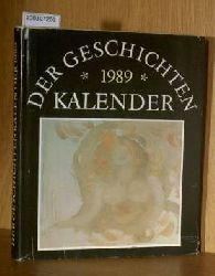 Der Geschichten Kalender 1989, fünfter Jahrgang