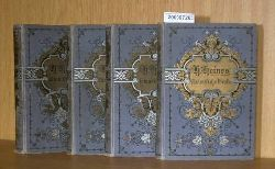 Heinrich Heines sämmtliche Werke - Ausgabe in 12 Bände - Band 1/2 3/4 5/6 und 9/10