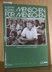 Böhm, Karlheinz  Böhm, Karlheinz Menschen für Menschen.