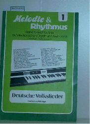 Melodie und Rhythmus 1