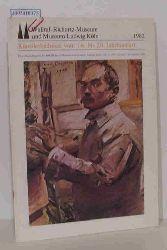 Kolberg, Gerhard [Text]  Kolberg, Gerhard [Text] Künstlerbildnisse vom 16.[sechzehnten] bis 20.[zwanzigsten] Jahrhundert