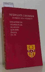 Schiller College - Europe University -