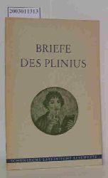 Briefe des Plinius
