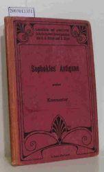 Sophokles  Sophokles Antigone