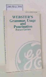 Webster`s Grammar, Usage and Punktuation