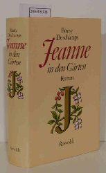 Fanny Deschamps   Fanny Deschamps Jeanne in den Gärten
