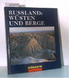 George St.George  George St.George Russland: Wüsten und Berge