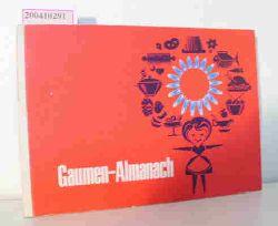 Gaumen-Almanach