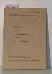Bericht über die Unfallmedizinische Tagung in Lindau am 7./8. Oktober 1967, Schriftenreihe: Unfallmedizinische Tagungen der Landesverbände der gewerblichen Berufsgenossenschaften. Heft 2