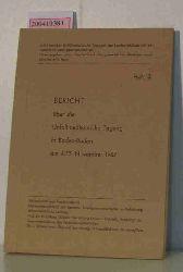 Bericht über die Unfallmedizinische Tagung in Baden-Baden am 4./5. November 1967, Schriftenreihe: Unfallmedizinische Tagungen der Landesverbände der gewerblichen Berufsgenossenschaften. Heft 3