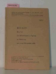 Bericht über die Unfallmedizinische Tagung in Würzburg am 15./16. November 1969., Schriftenreihe: Unfallmedizinische Tagungen der Landesverbände der gewerblichen Berufsgenossenschaften. Heft 8