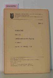 Bericht über die Unfallmedizinische Tagung in Mainz am 18./19. Oktober 1980, Schriftenreihe: Unfallmedizinische Tagungen der Landesverbände der gewerblichen Berufsgenossenschaften. Heft 43