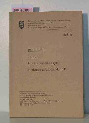 Bericht über die Unfallmedizinische Tagung in Erlangen am 23./24. Mai 1981, Schriftenreihe: Unfallmedizinische Tagungen der Landesverbände der gewerblichen Berufsgenossenschaften. Heft 45