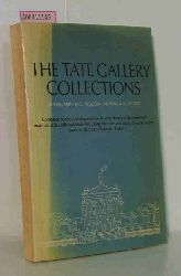 The Tate Gallery Collections - British painting Modern painting & Sculpture