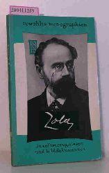 Emile Zola - mit Selbstzeugnissen und Bilddokumenten (rowohlts monographien)