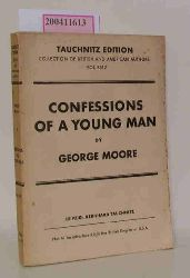 Moore, George  Moore, George Confessions of a young man