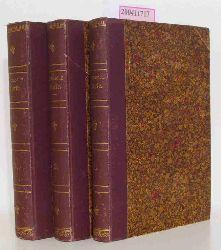 Geoffrey Chaucers Werke 3 Bände