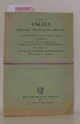 Sonderdruck aus: Anglia - Zeitschrift für Englische Philologie/ Band 80 - Heft 1 und 2, Heft 3